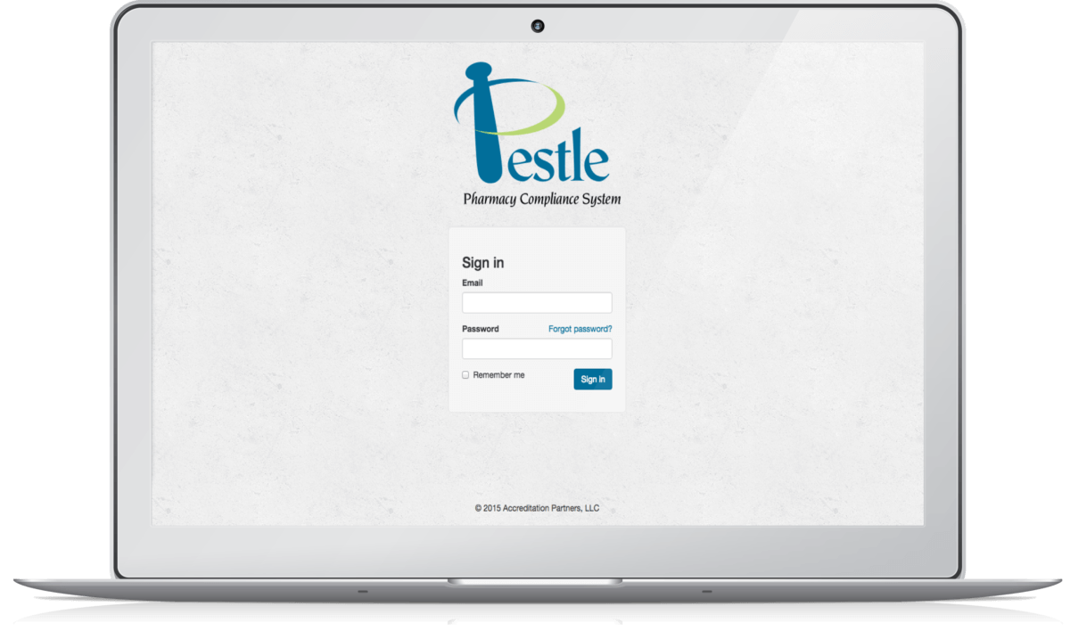 Pestle - Pharmacy Compliance Software